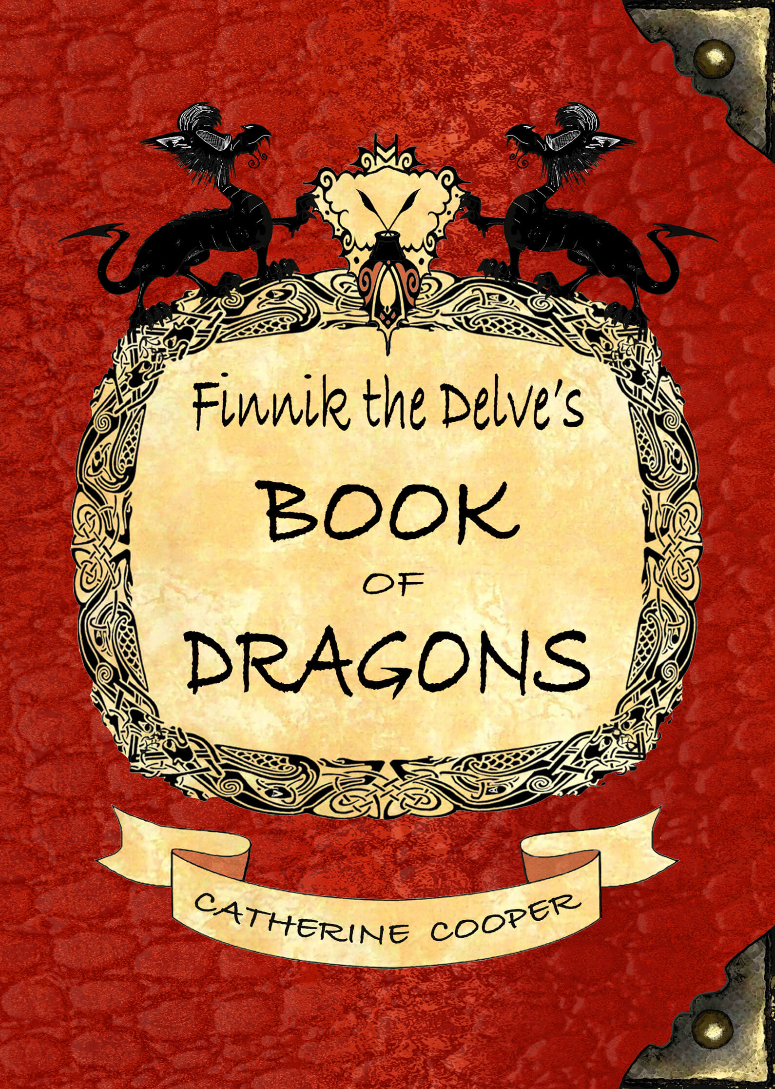 Finnick the Delve's Book of Dragons | Pengridion Books
